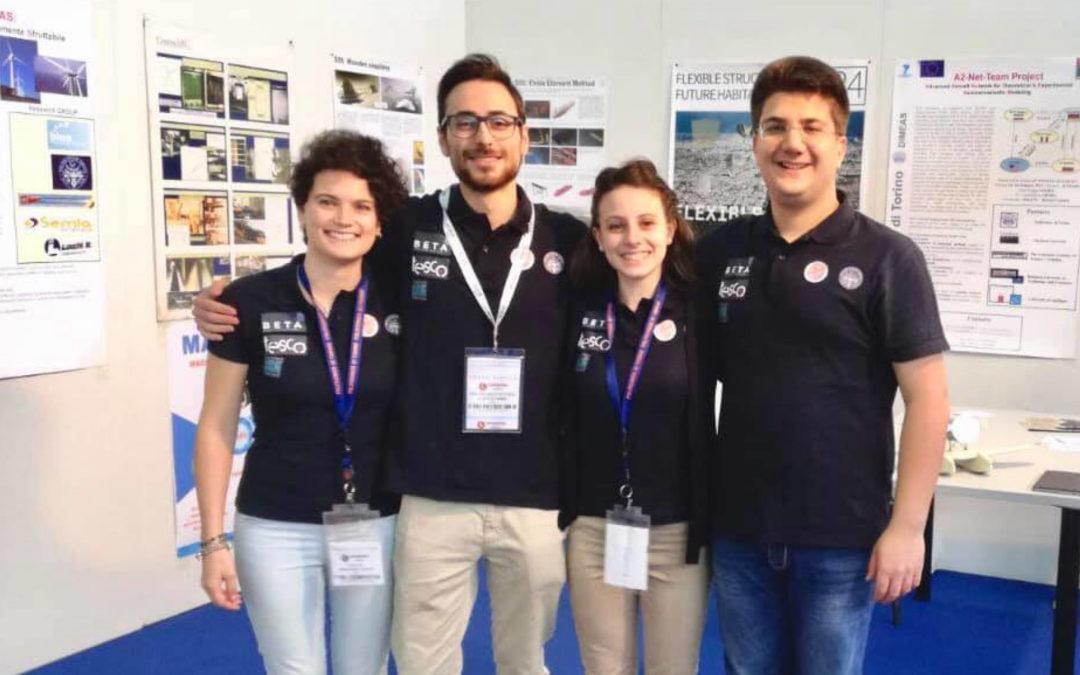 Maggio 2019 – TEAM S55 partecipa a COMPOTEC 2019